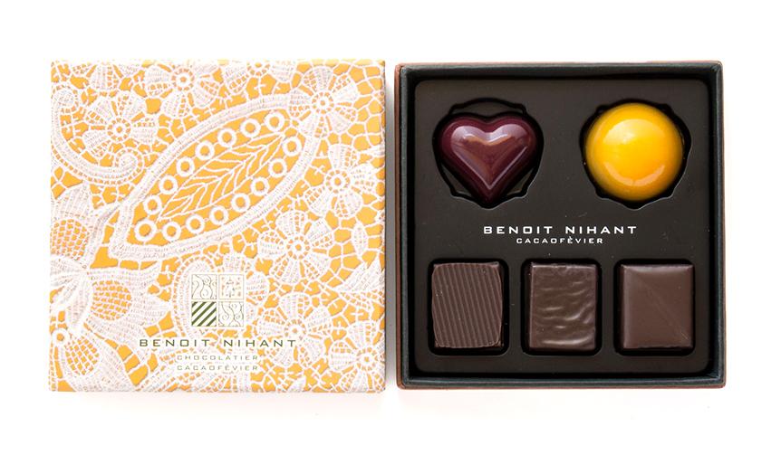 EAT|バレンタイン限定!「ブノワ・ニアン」のオートクチュールショコラ