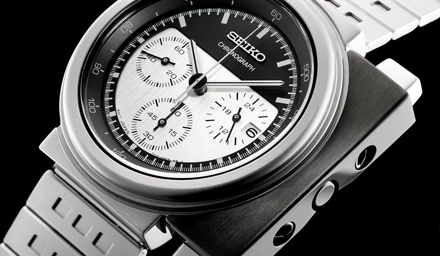 SEIKO|ジウジアーロ名作をメタリックカラーで現代的にリメイクした数量限定モデル