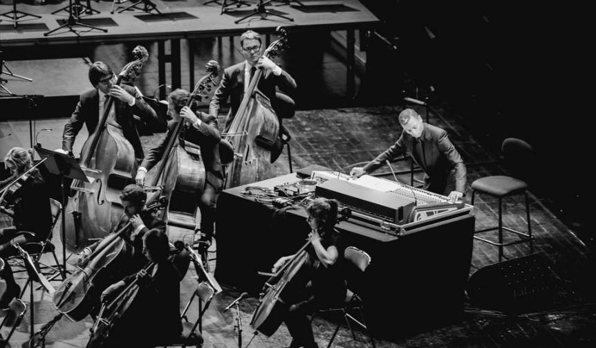 MUSIC|ジェフ・ミルズが東京フィルハーモニー交響楽団とイベントを開催