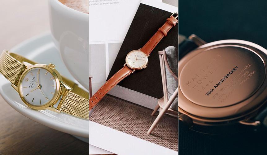 特集|MARGARET HOWELL idea watch|働く女性を輝かせる時計