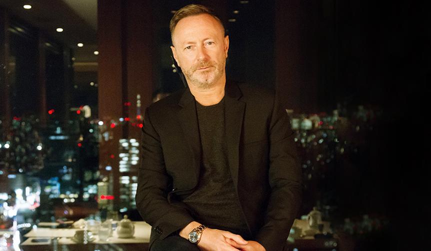 Calvin Klein platinum|クリエイティブディレクターのケビン・ケリガンにインタビュー