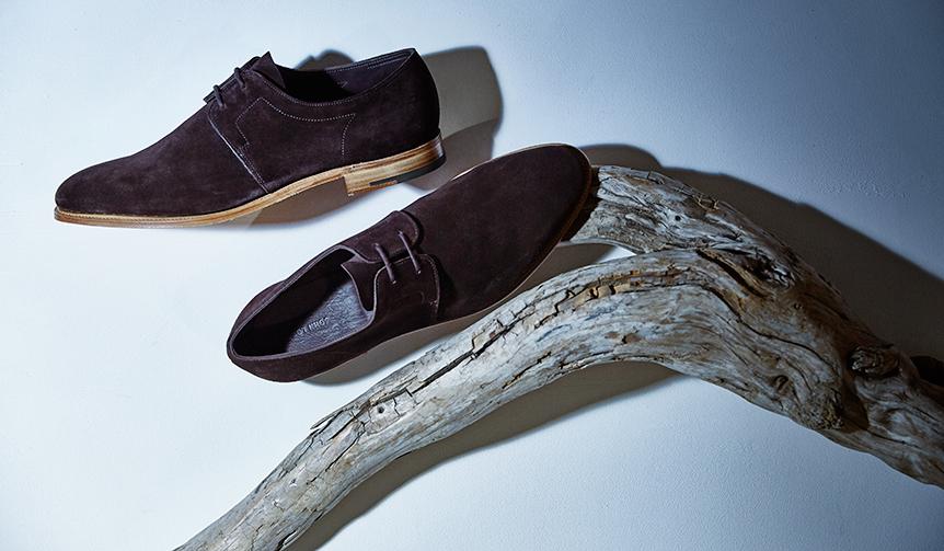 JOHN LOBB|軽さをまとった英国靴