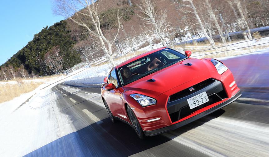 エクストレイル、GT-Rはじめ日産各モデルに雪上で試乗|NISSAN