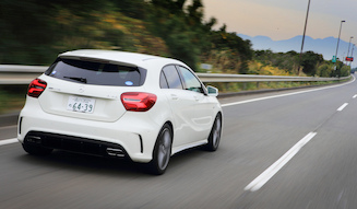 Mercedes-AMG A45 4MATIC|メルセデス-AMG A45 4MATIC