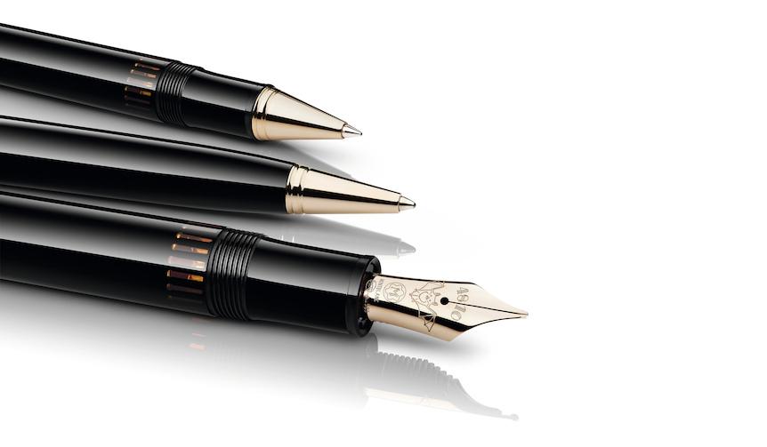 ワルツ王を称えたドネーションペン「ヨハン・シュトラウス」|MONTBLANC