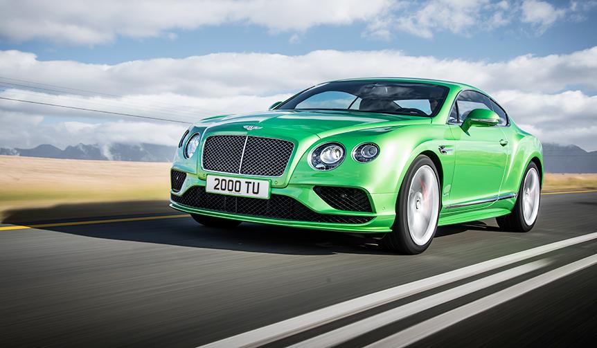BENTLEY|世界最高峰のドライバーズカーの魅力に迫る
