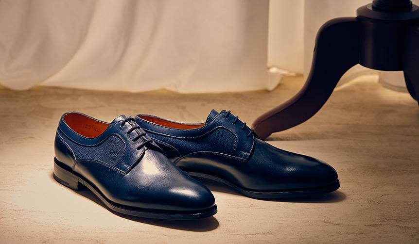 JOHN LOBB|今季的な気分を凝縮した靴
