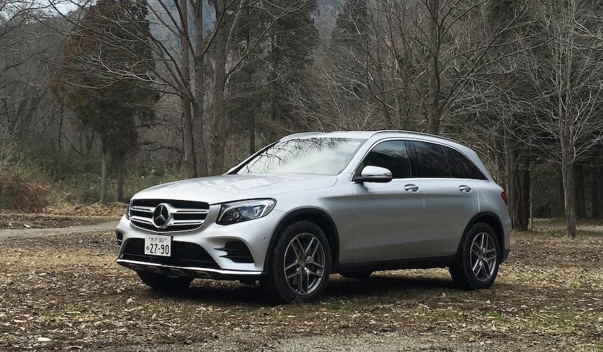 メルセデスの最新SUV「GLC」に試乗|Mercedes-Benz