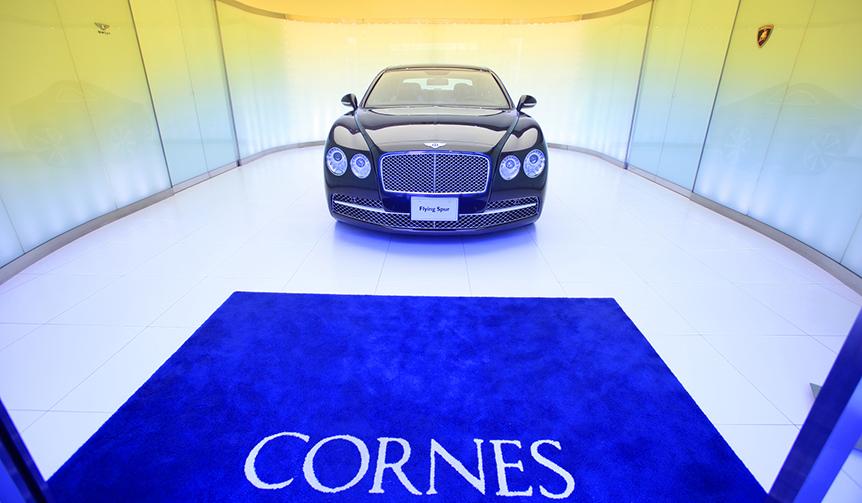 BENTLEY|世界最高峰のドライバーズカーを手に入れる
