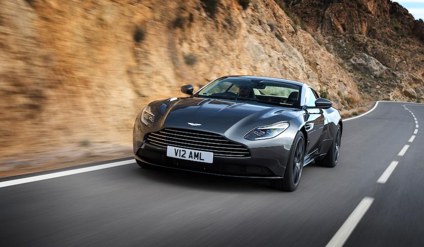 アストンマーティン「DB11」を発表|Aston Martin