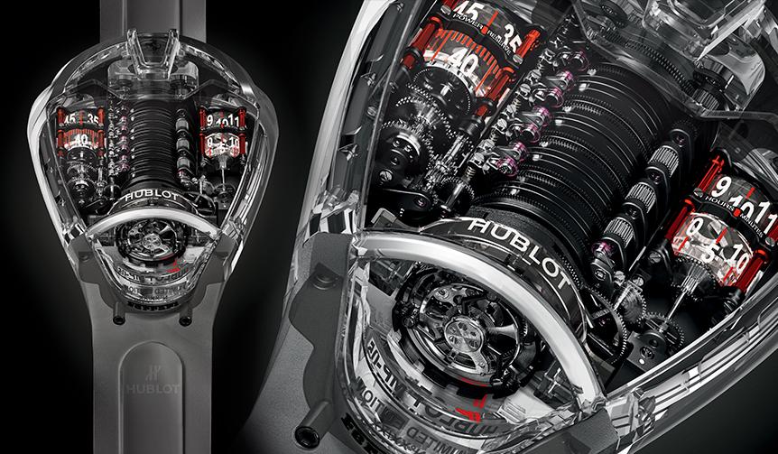 HUBLOT|ジュネーブ発、2016年 最新腕時計のすべて
