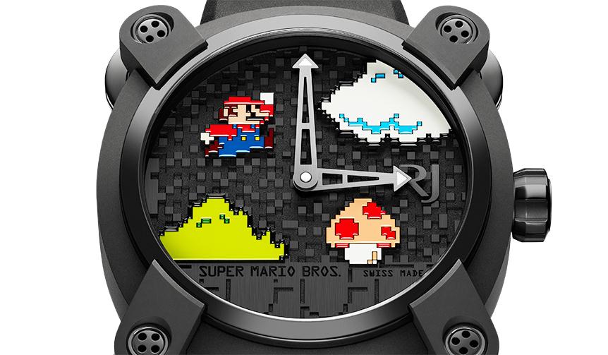 ROMAIN JEROME|ジュネーブ発、2016 最新腕時計のすべて