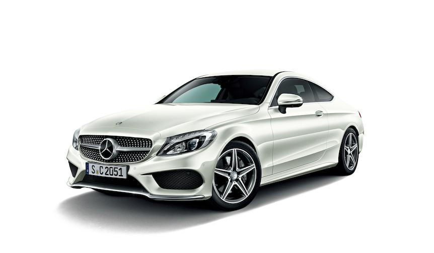 新型Cクラス クーペの日本での発売を開始|Mercedes-Benz