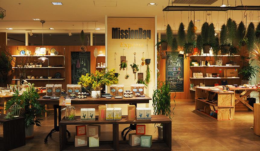 100%|「Mission Bay」が静岡市に期間限定ショップオープン
