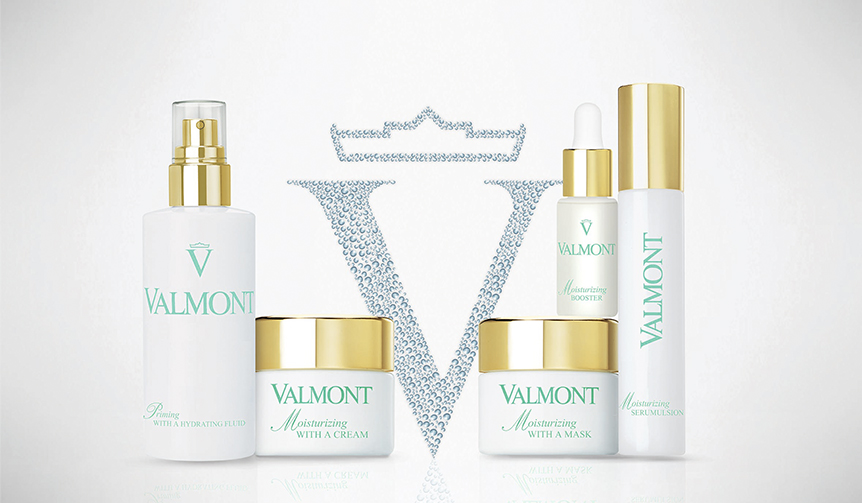 VALMONT|フレッシュな潤い肌を叶えるフルラインがデビュー!