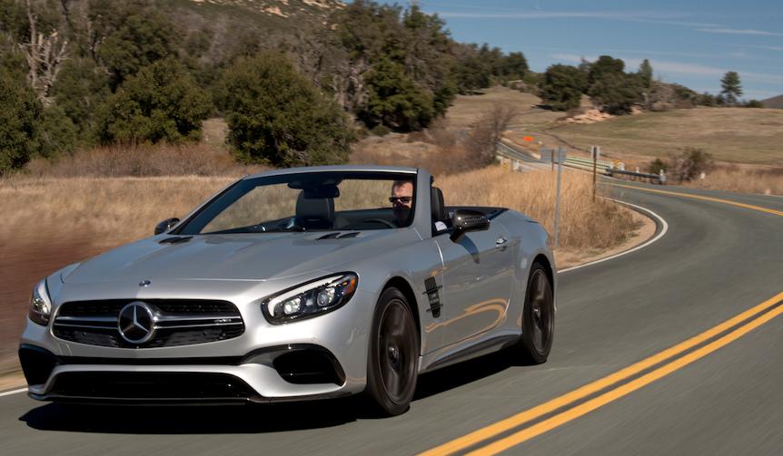新型メルセデス・ベンツ SLに試乗|Mercedes-Benz