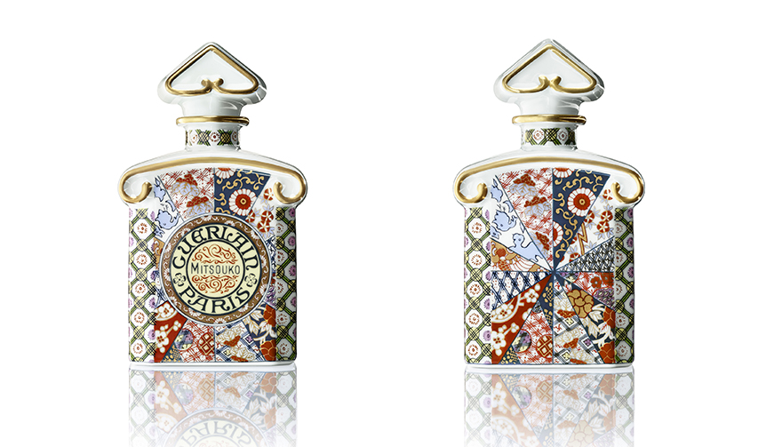 Guerlain|ゲランの名香と有田焼きのコラボ品が数量限定リリース