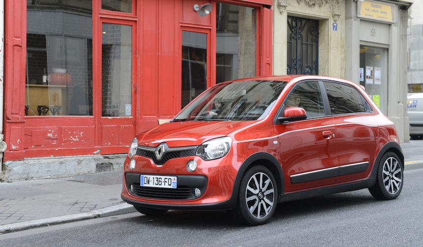 新型ルノー トゥインゴにパリで試乗|Renault