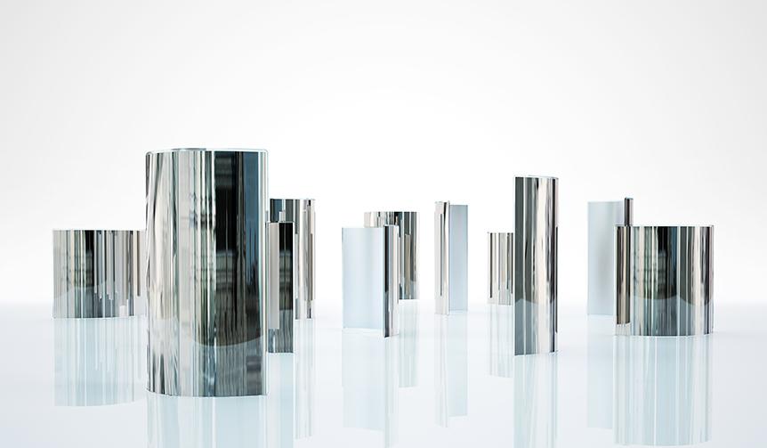 EXHIBITION|ミラノサローネ、カルテルとグラスイタリアが吉岡徳仁の新作を出展