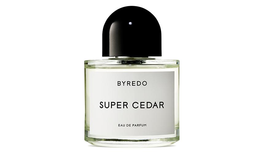 BYREDO|オードパフューム「スーパー シダー」登場