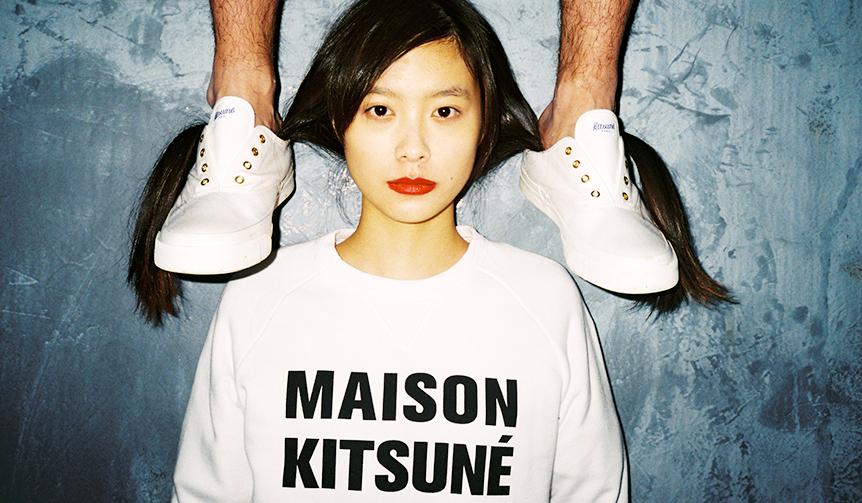 MAISON KITSUNÉ|柔道からインスパイアされた「REISHIKI」カプセルコレクション