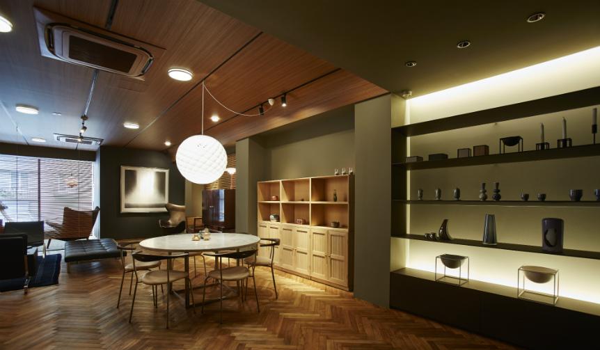 DESIGN|デンマーク家具専門店「DANSK MØBEL GALLERY」がグランドオープン