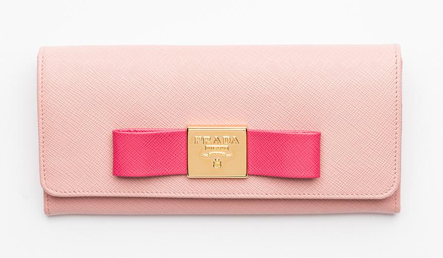 PRADA|ゴールデンウィークに向け日本限定の財布を発売