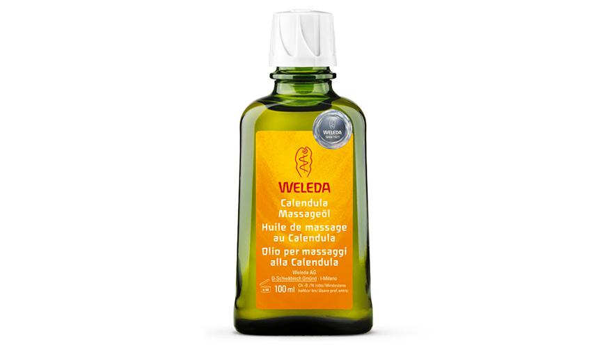 WELEDA|太陽のような温もりで肌をしなやかに整えるマッサージオイル誕生