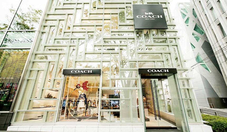 COACH|「コーチ表参道」がリニューアルオープン、限定サドルも登場