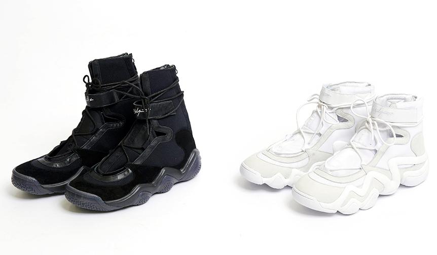 ヨウジヤマモト|YOHJI YAMAMOTO x adidas コラボレーションスニーカー発売