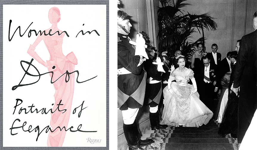 DIOR|「ディオールをまとった女性たち」展覧会にあわせ書籍を出版