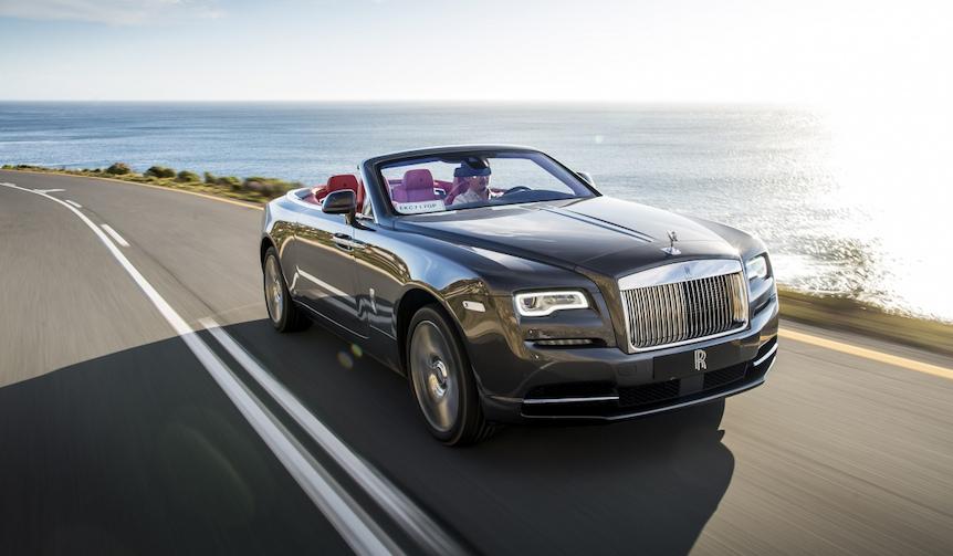ロールス・ロイス ドーンにケープタウンで試乗|Rolls-Royce