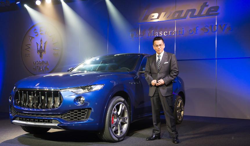 マセラティ初のSUV、いよいよ日本発売開始|Maserati