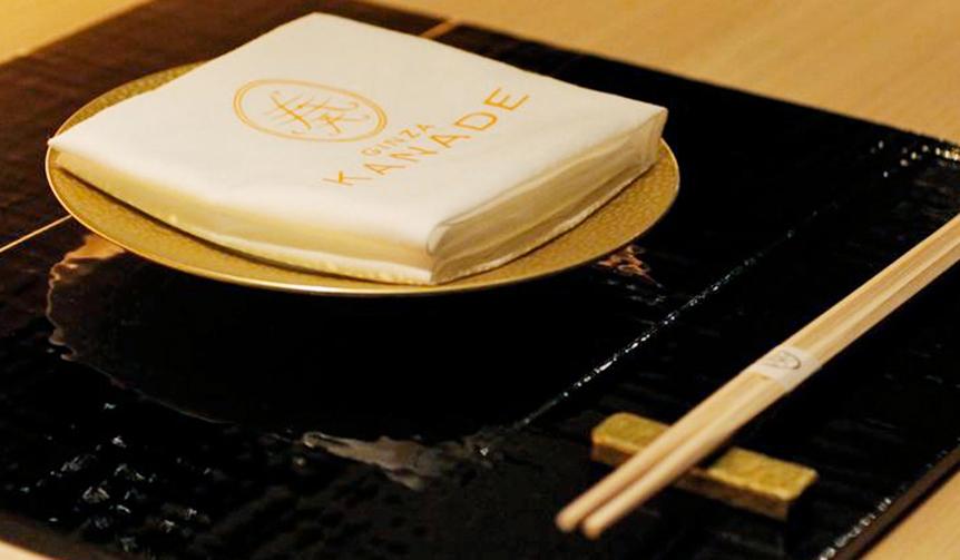 GINZA KANADE|和食とシャンパーニュ「銀座 奏」がオープン