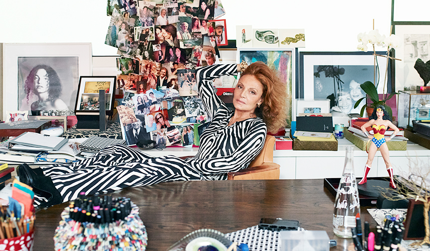 Diane von Furstenberg|ジョナサン・サンダースがチーフクリエイティブオフィサーとして就任