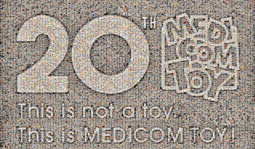 MEDICOM TOY|メディコム・トイのコンセプトストアが表参道ヒルズにオープン