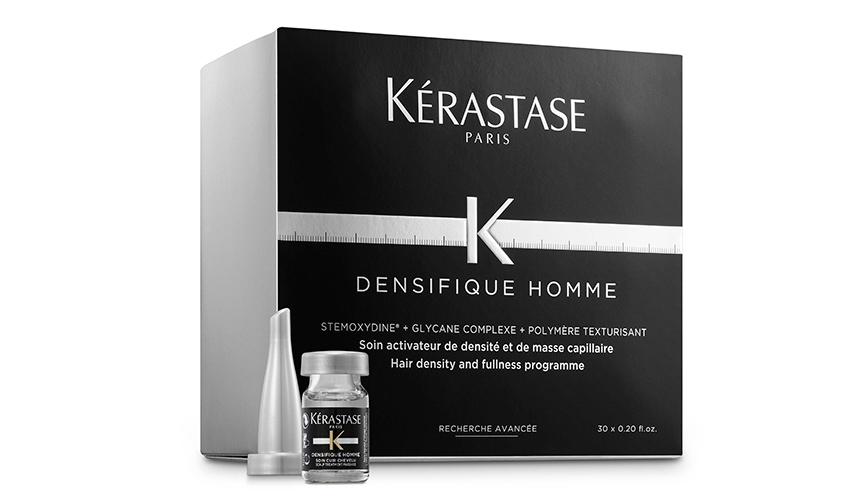 KÉRASTASE|ケラスターゼからメンズヘアケア「デンシフィック オム」誕生
