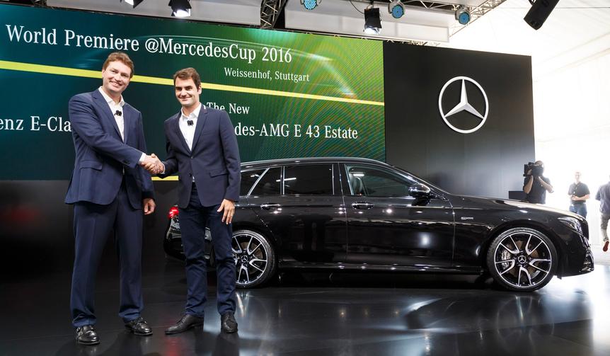 新型Eクラス ワゴン、ワールドプレミア|Mercedes-Benz