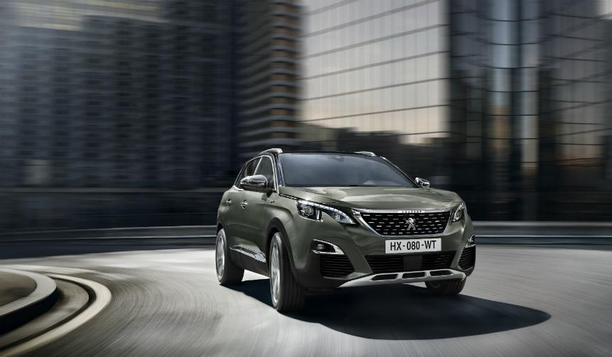 Peugeot|プジョー、SUVの3008にもGTを設定