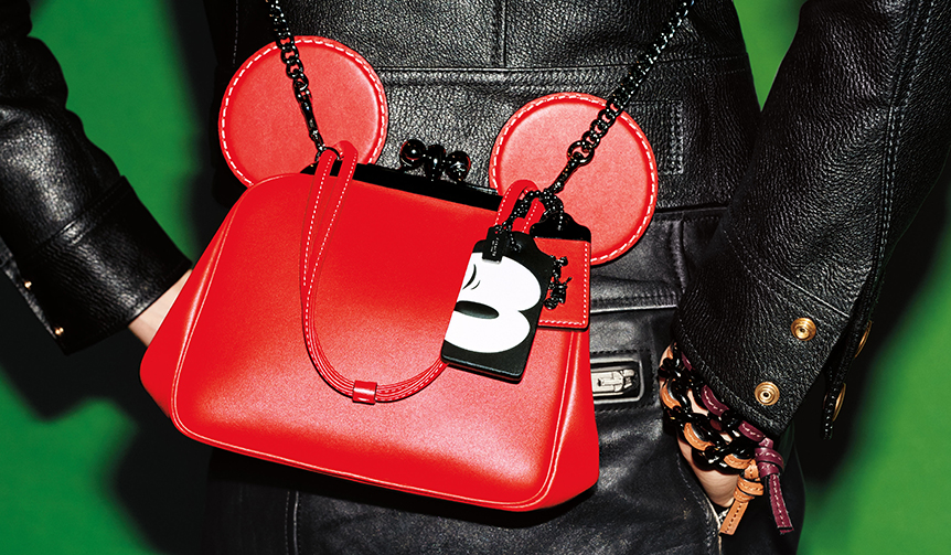 COACH|コーチがミッキーマウスをフィーチャーした「Disney x Coach」限定コレクション発売