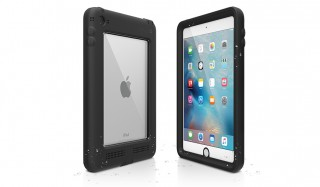 アウトドアやスポーツ時にも安心して「iPad mini 4」を Catalyst