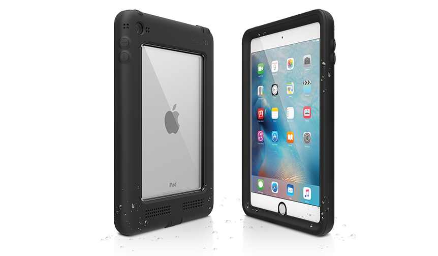 Catalyst|アウトドアやスポーツ時にも安心して「iPad mini 4」を