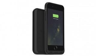 最新式のワイヤレス充電機能を搭載した画期的なバッテリーケース|mophie