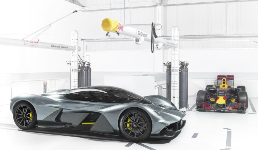 Aston Martin|アストンマーティン、レッドブル・レーシングとコラボレーションしたハイパーカーを発表