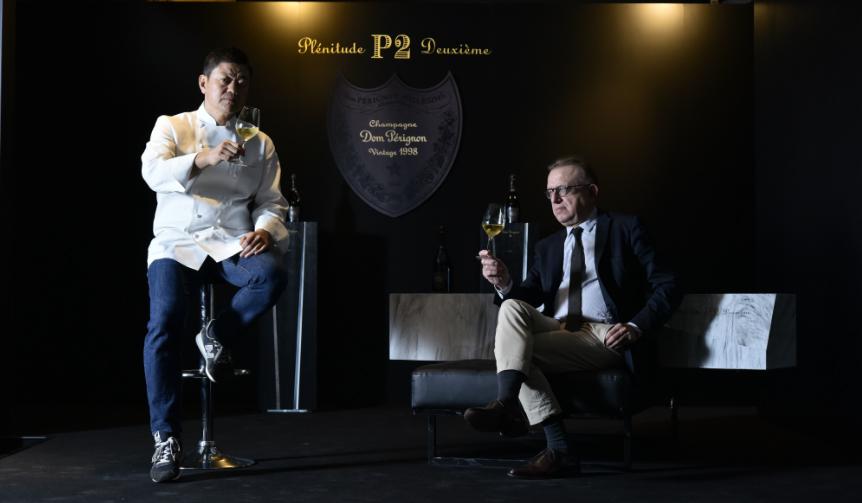 Dom Pérignon|期間限定イベント「P2.MEET THE ULTIMATE DOM PÉRIGNON」が好評のうちに閉幕
