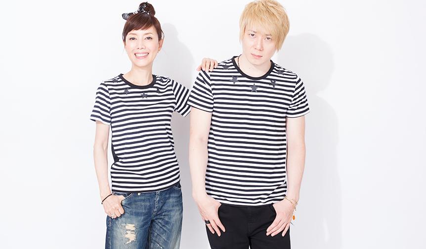 戸田恵子×植木 豪|自分たちが着たいTシャツとは。