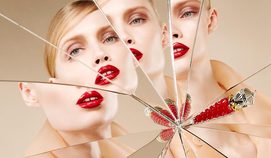 Christian Louboutin|「唇にもマニキュアを」、クリスチャン ルブタンよりルビラック発売