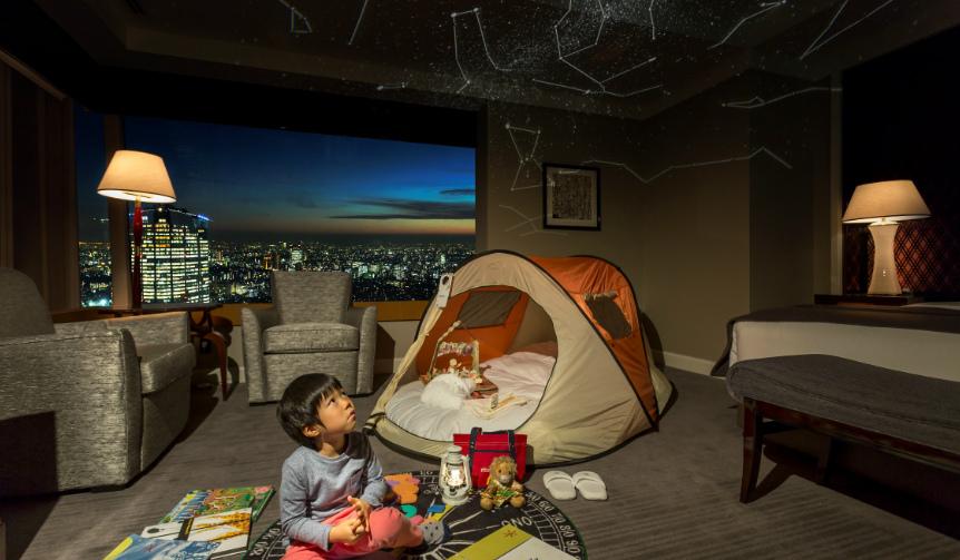 THE RITZ-CARLTON|ザ・リッツ・カールトンが子ども向け宿泊プログラムを開始