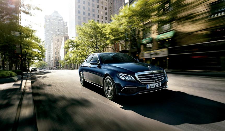 Mercedes-Benz|メルセデス・ベンツ、新型Eクラスを日本で発表