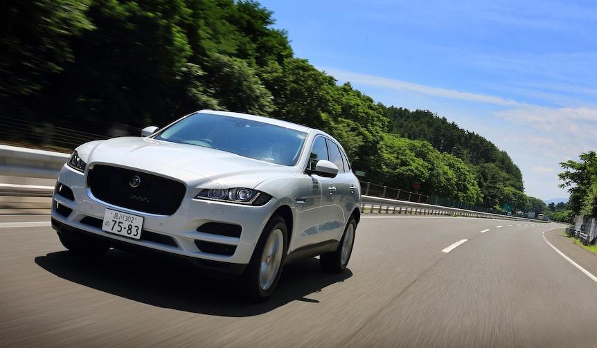 ジャガー「F-Pace」国内試乗|Jaguar